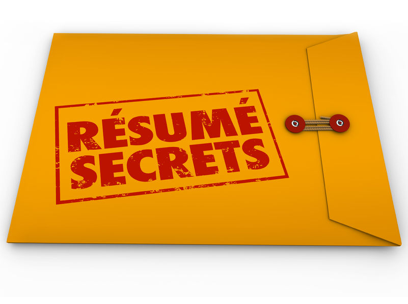 Resume Fixes You Need