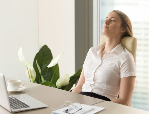 Anger Management Strategies to Use in the Office